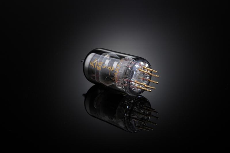 产品中心 天籁系列  产品介绍  曙光牌天籁系列12ax7-t电子管,镀金管